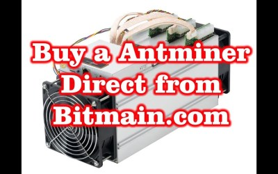 How to Buy a Antminer from Bitmain.com
