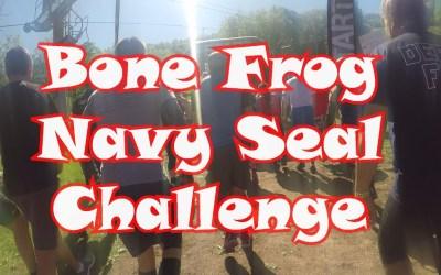 Bone Frog Navy Seal Challenge – Obstacle Run – Charlemont, MA