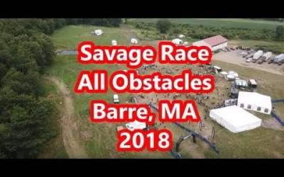 Savage Race (All Obstcales) Barre, MA 2018