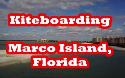 Kiteboarding – Marco Island, Florida