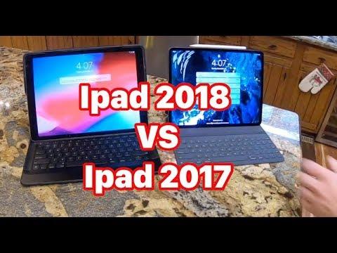 New IPad Pro 2018 Vs Old IPad Pro 2017 – Review