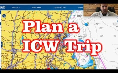 How to Plan a Trip Cruising / Power Down ICW – (Inter-coastal Water Way)