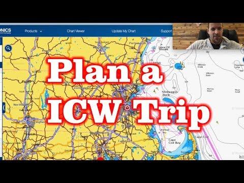 How to Plan a Trip Cruising / Power Down ICW – (Inter-coastal Water Way)