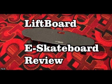 Liftboard Single Motor 900W Electric Skateboard Review – $139