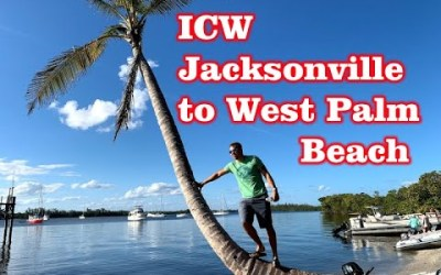 ICW Boat Trip from Jacksonville to West Palm Beach
