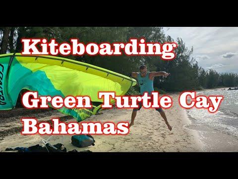 Kiteboarding Spot – Green Turtle Cay, Bahamas