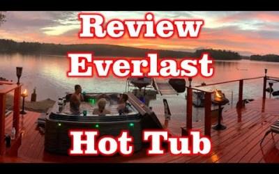 Review of Everlast Grand Estate 100 Jet Spa Hot Tub – Sam's Club