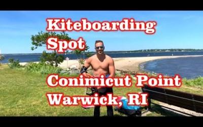 Kiteboarding Spot – Conimicut Point – Warwick, RI