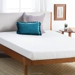 Linenspa 5 Inch Gel Memory Foam Mattress – Firm Support – Twin