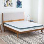 LINENSPA 8 Inch Memory Foam and Innerspring Hybrid Mattress – Queen