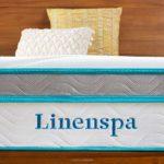 Linenspa 10 Inch Memory Foam and Innerspring Hybrid Mattress – Medium Feel – Full