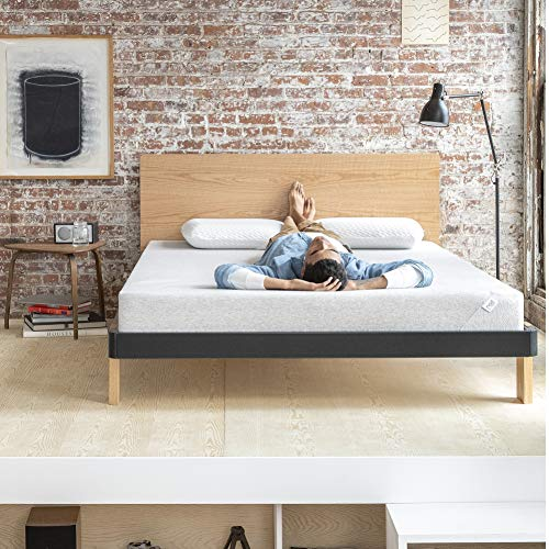 Nod by Tuft & Needle Full Mattress, Bed in a Box, Responsive Foam, Sleeps Cooler & More Support Than Memory Foam, More Responsive Than Latex, CertiPUR-US Certified, 10-Year Warranty.