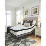Ashley Chime 12 Inch Plush Hybrid Mattress – CertiPUR-US Certified Foam, King