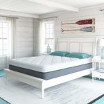 Classic Brands Cool Gel Quilted Memory Foam 14-Inch Mattress, Queen, White