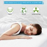 Twin Size Mattress, SOFTSEA 6 Inch Gel & Charcoal Infused Memory Foam Mattress in a Box, Twin Bed Mattress with CertiPUR-US Foam for Supportive, Pressure Relief & Cooler Sleeping, Medium Comfort