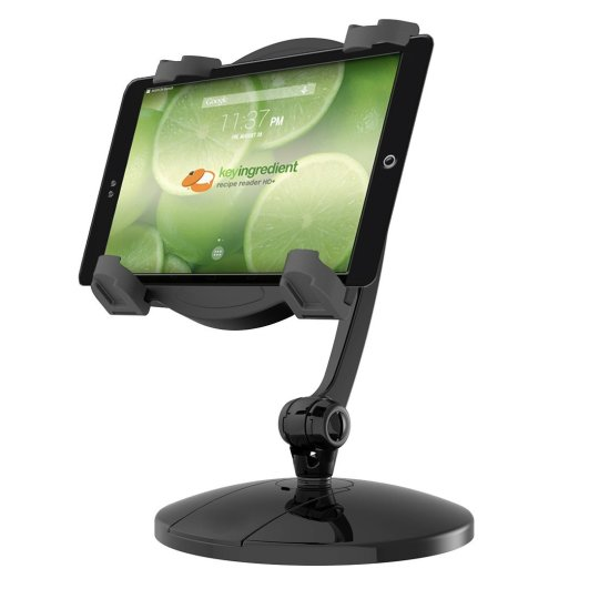 Recipe Reader HD 10 inch Tablet with Counter-Cabinet Stand