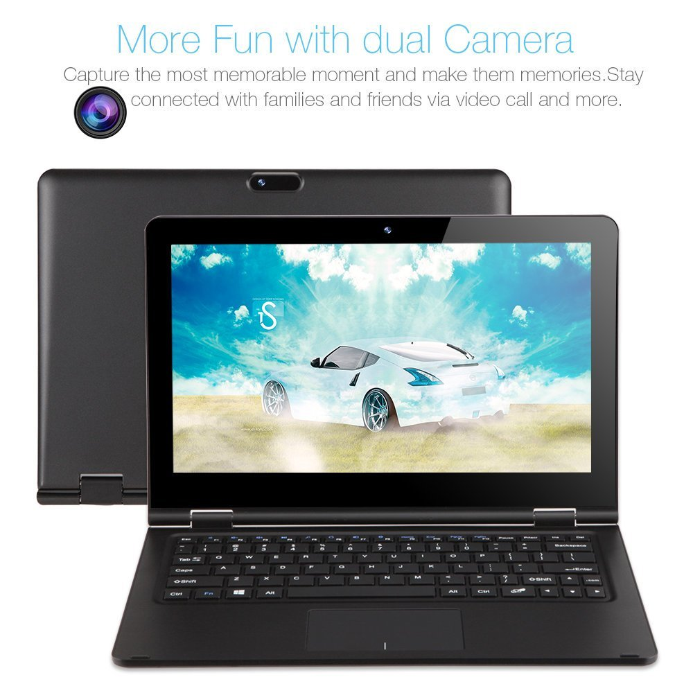 iRulu Walknbook 2-in-1 Hybrid Tablet PC 11 6 inch - Best
