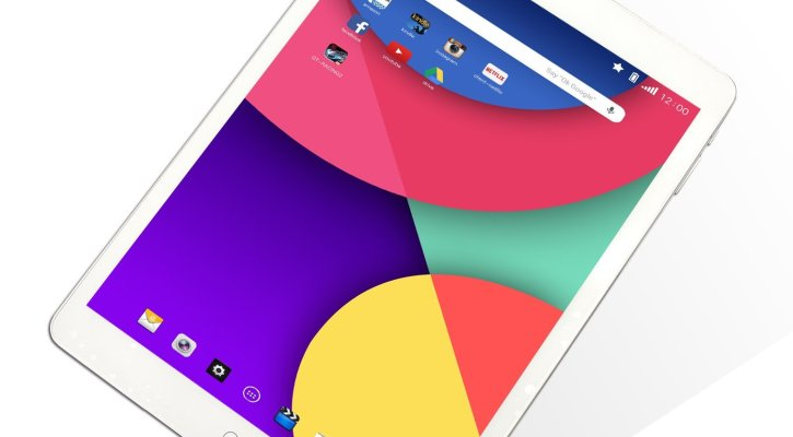 Dragon Touch 9.7 inch Android 3G Tablet PC and Phablet, Quad Core CPU, Google Android 4.4 KitKat, 1GB RAM 16GB Nand Flash