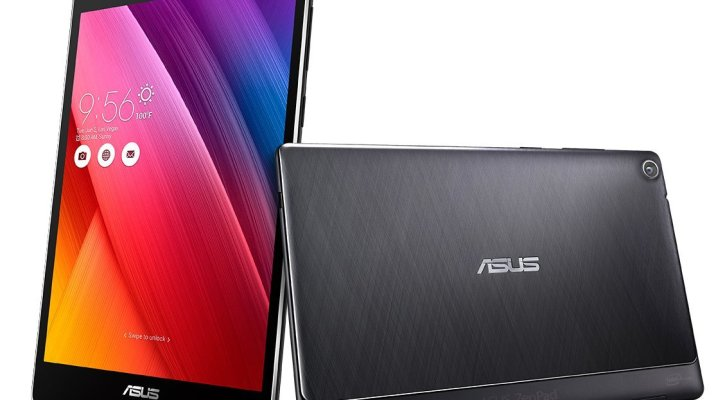 ASUS ZenPad S 8 Z580CA-C1-BK 8 inch 64GB Tablet, Google Android 5.0 Lollipop, IPS Display (2048x1536)