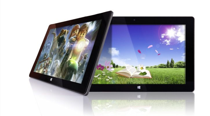 Fusion5 Windows Tablet PC 10 inch, Windows 10, Ultra Slim Design, 32GB Storage, 2GB RAM - Complete with Touch Screen