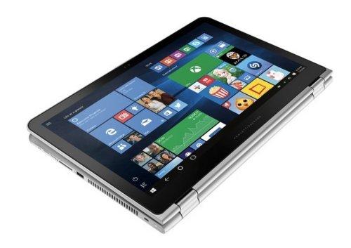 HP Envy Flagship x360 2-in-1 Convertible Tablet (Laptop) 15.6 inch Touchscreen, Windows 10, 6th Gen Skylake Intel Core i5-6200U, Full HD IPS Touch Display, 8GB DDR3, 1TB HDD, HDMI, Backlit Keyboard