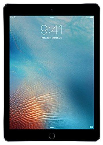 iPad Pro MLMN2CL/A (MLMN2LL/A) 9.7 inch Retina Display, 2048x1536 Resolution, Wide Color and True Tone Display, 32GB, Wi-Fi, Space Gray 2016 Model