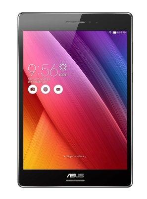 ASUS ZenPad S 8 Z580CA-C1-BK 8 inch 64GB SSD Android Tablet, IPS Display 2048x1536 with Corning Gorilla Glass3, RAM 4GB, Intel Atom Z3580 Super Quad-Core 64bit 2.3GHz, Google Android 5.0 Lollipop, Black
