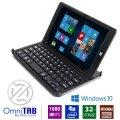 Matricom OmniTAB 8 inch Windows Tablet HD Pro Intel Atom 1.33 GHz Quad Core Windows 10 Tablet PC with Keyboard, 1GB RAM, 32GB Storage, WiFi, Bluetooth, IPS Display