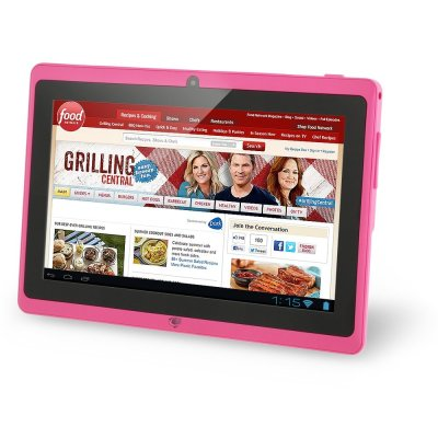 Chromo Inc 7 inch Tablet Google Android 4.4 with Touchscreen 2