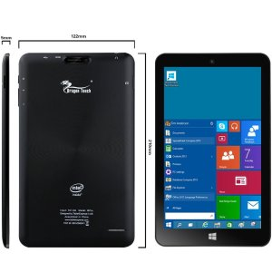 Dragon Touch i8 Pro 8 inch Windows 10 Tablet, Intel Quad Core, IPS , 32GB, 5.0MP Rear Camera, HDMI Tablet pc
