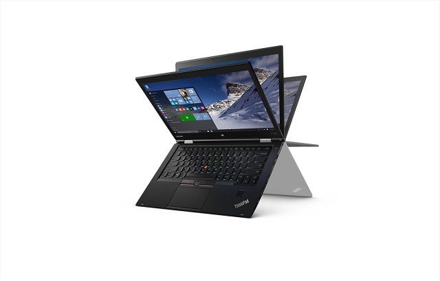 Lenovo ThinkPad X1 Yoga 1st Gen 14 inch 2 in 1 Tablet Laptop, Windows Tablet, Intel Core i7, 8GB DDR3 SDRAM, 256GB SSD, OLED 2K Display, 20FQ005XUS