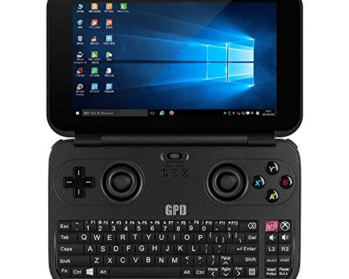 Video Game Console Goodlife623 GPD WIN Gamepad Laptop NoteBook Tablet