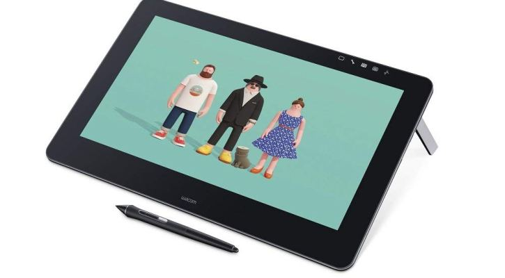 Wacom Cintiq Pro 16 Inch Graphic Tablet DTH1620AK0 with Wacom Link Plus (New)