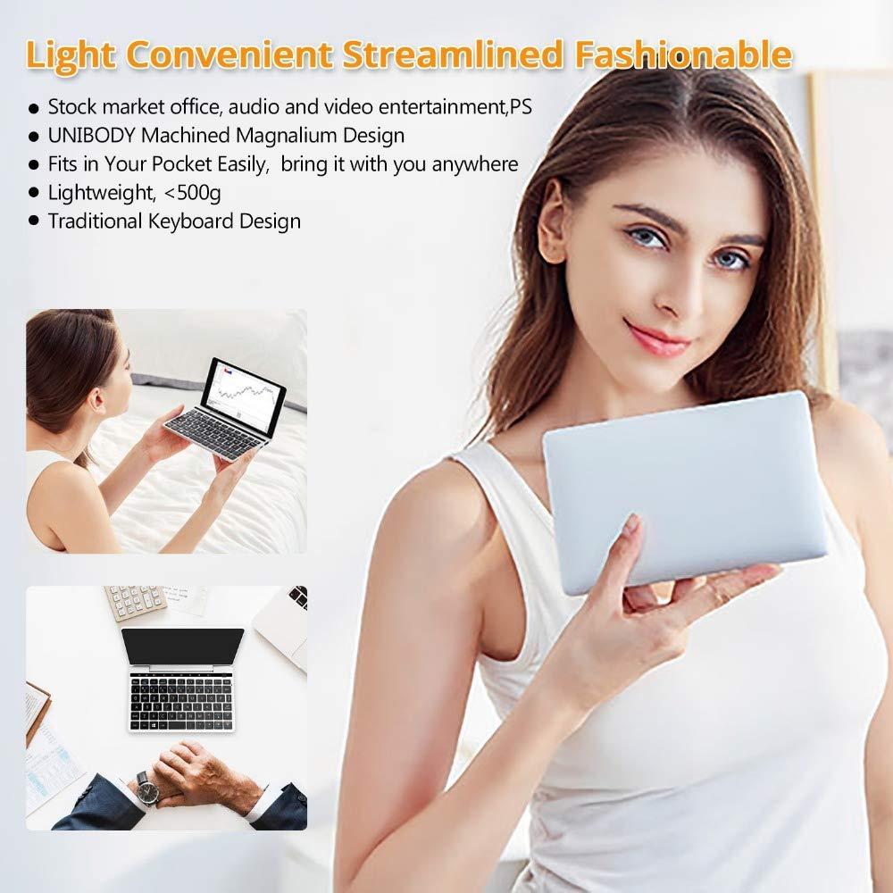 2018 GPD Pocket 2 Aluminum Shell 7 Inches Touchscreen - Best Reviews