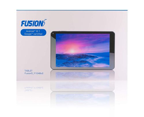 2018 Fusion5 10.1-inch Android 8.1 Oreo Tablet PC, Google Certified