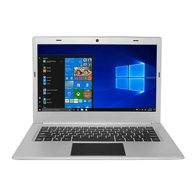 EVOO HD Ultra Slim Laptop EV-C-125-3-SL 12.5-inch, Intel Celeron