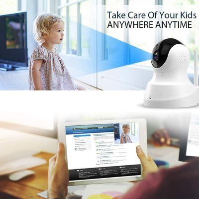 TENVIS HD IP Camera Wireless Surveillance Camera with Night Vision
