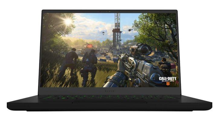 Razer Blade 15 Gaming Laptop World's Smallest 15.6-inch, 60Hz Full HD Thin Bezel