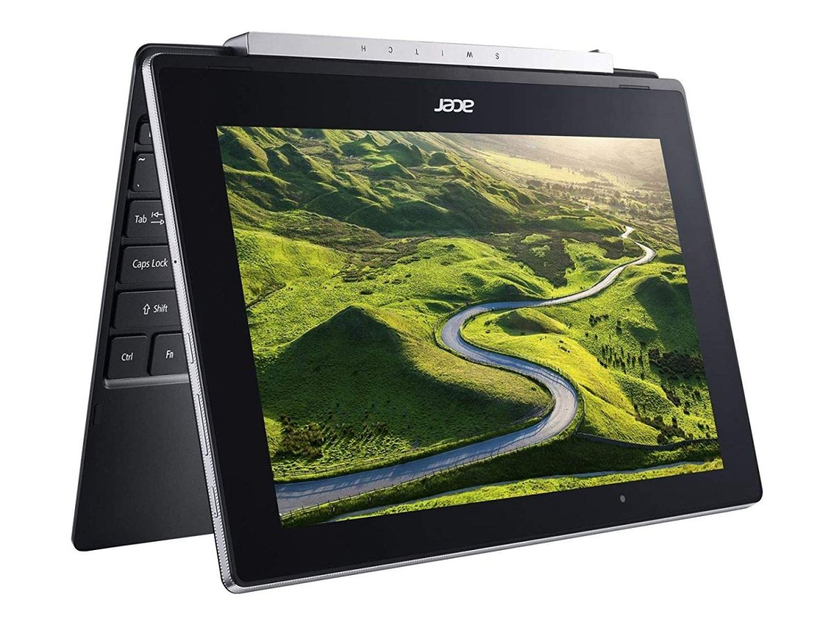 2019 Acer Switch 10-inch Touchscreen 2-in-1 Tablet