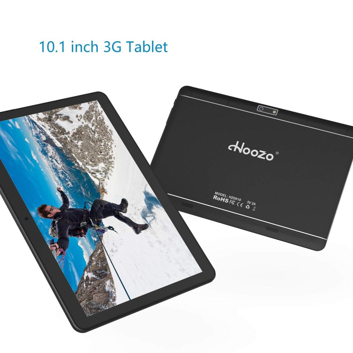 Hoozo 10-inch Android Phone Tablet