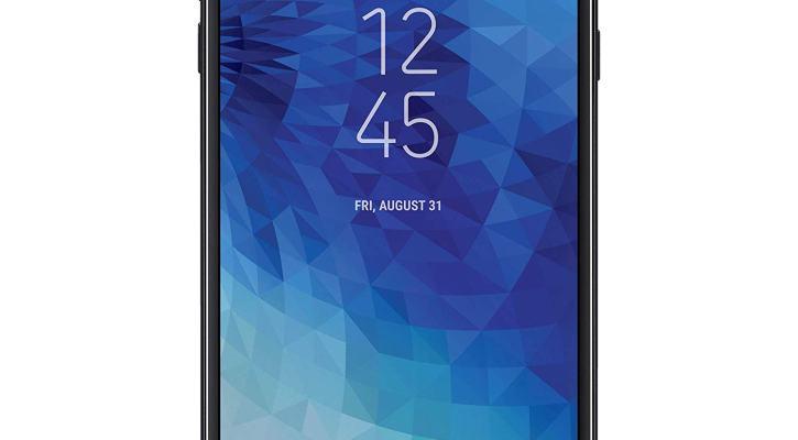 TracFone Samsung Galaxy J7 Crown 4G LTE Prepaid Smartphone, 5.5-inch