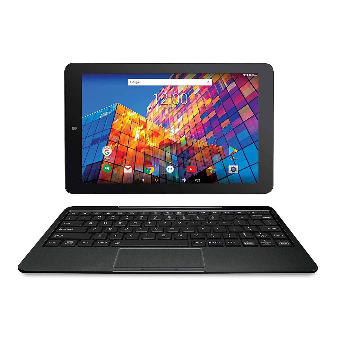 RCA 10-inch Android Tablet with Keyboard