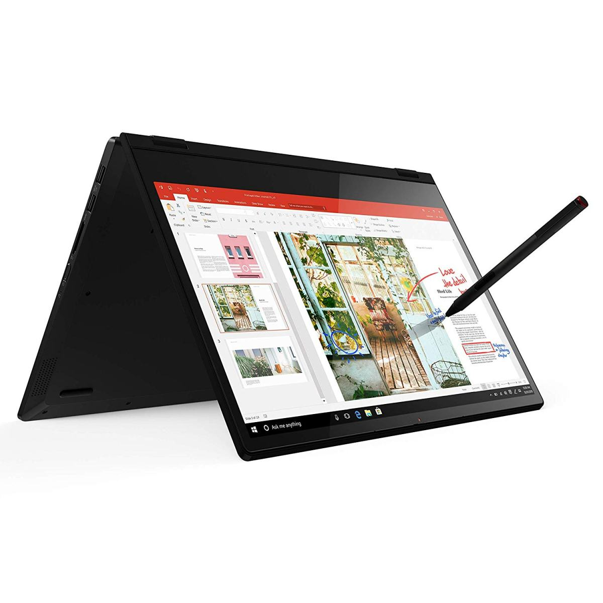 2019 Lenovo Flex 14 2-in-1 Convertible Laptop