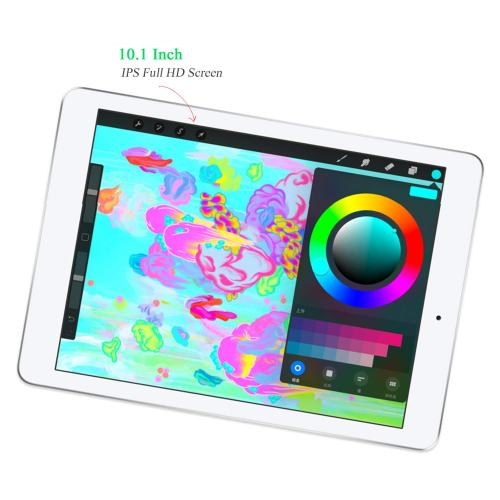Mirzebo 10-inch 3G Phablet Android Phone Tablet Touchscreen WiFi Tablet, 1GB RAM