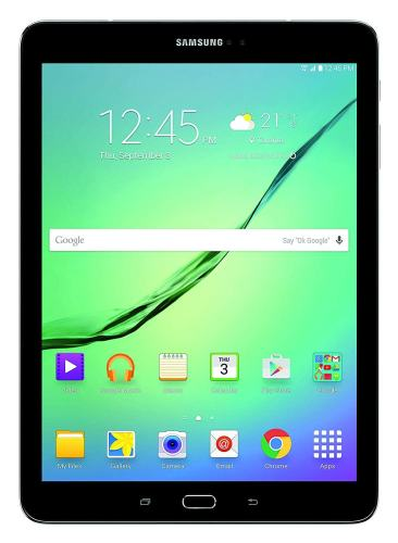 Samsung Galaxy Tab S2 9.7-inch T818 32GB internal storage plus microSD slot