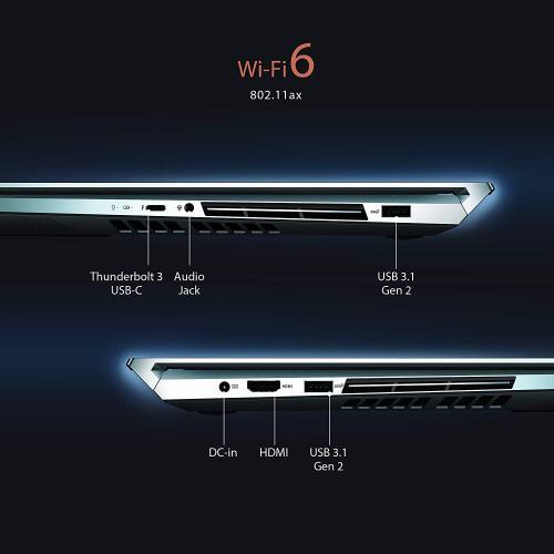 Asus ZenBook Pro Duo UX581 15.6-inch 4K UHD NanoEdge Bezel Touch, Intel Core i7