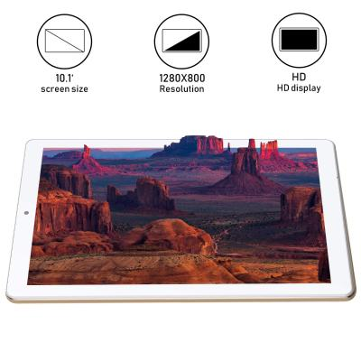 DUODUOGO 10-inch 2in1 Tablet Dual SIM 4G Tablet with Wireless Bluetooth Keyboard