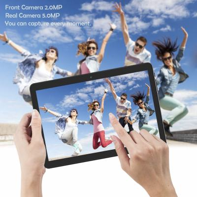 Hoozo 10-inch Phone Tablet 3G Phablet, Android 9.0 Pie, 1.3GHz Quad-Core
