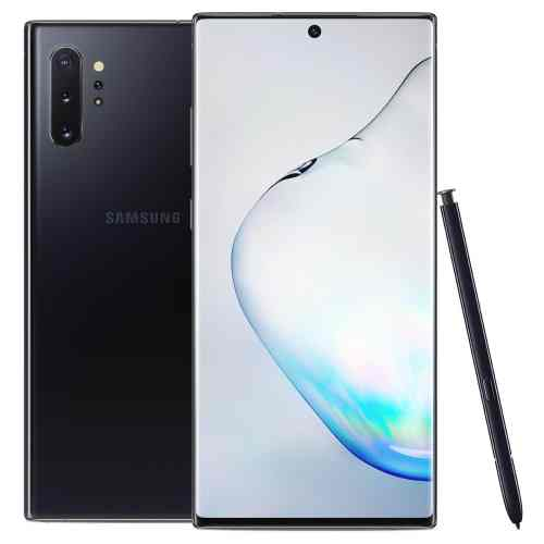 Samsung Galaxy Note 10 Plus Factory Unlocked Cell Phone