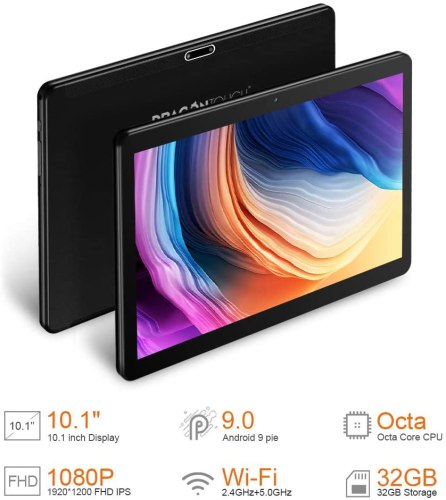 2020 Dragon Touch Max10 Tablet, 10 inch Android Tablet